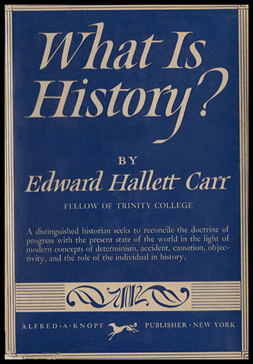 carr-whatishistory